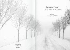 Programhefte i vinterdrakt bestilles fra Jølstad