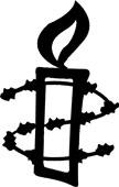Amnesty International symbolet fra Jølstad