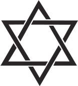 Jølstad tilbyr symbolet Davidstjernen