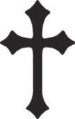 Jølstad tilbyr symbolet gotisk kors