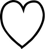 Hjertesymbol fra Jølstad