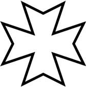 Jølstad har symbol av Johanitterkorset
